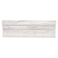Valentino White Marble Crown Molding