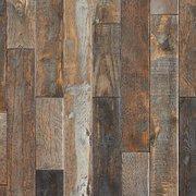 Azur Oak Distressed Solid Hardwood
