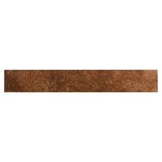 Rust Corten Wood Plank Porcelain Tile