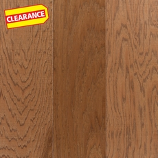 Clearance! Chestnut Hickory Distressed Engineered Hardwood