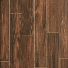 Woodhurst Amber Wood Plank Porcelain Tile