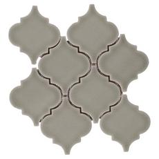 Willow Arabesque Porcelain Mosaic