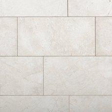 Vanilla Brushed Marble Tile