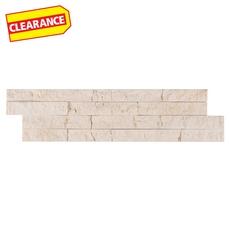 Clearance! Aravalli Splitface Marble Panel Ledger