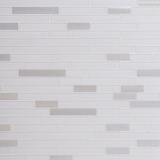Montage Sequoia Polished Linear Mosaic