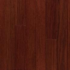 Cherry High-Gloss Locking Engineered Bamboo