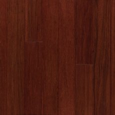 Cherry High-Gloss Locking Stranded Engineered Bamboo