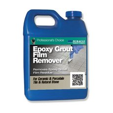 Miracle Epoxy Grout Film Remover