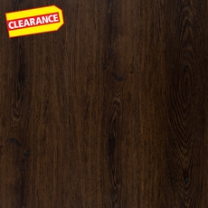 Clearance! Casa Moderna Dark Oak XL Luxury Vinyl Plank