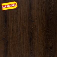 Clearance! Dark Oak XL Luxury Vinyl Plank