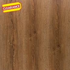 Clearance! Medium Oak XL Luxury Vinyl Plank