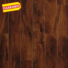 Clearance! Acacia Fawn Hand Scraped Laminate