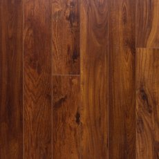 Rosewood Hand Scraped Water-Resistant Laminate