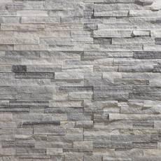 Devon Gray Splitface Quartzite Panel Ledger