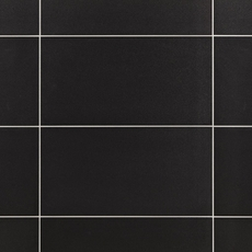 Sugar Black Porcelain Tile