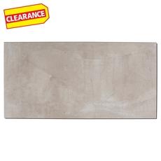 Clearance! Concrete Cream XL Luxury Vinyl Tile