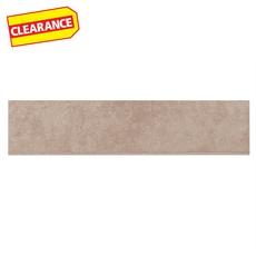 Clearance! Sonora Beige Ceramic Bullnose