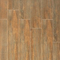 Oxford Chestnut Wood Plank Porcelain Tile