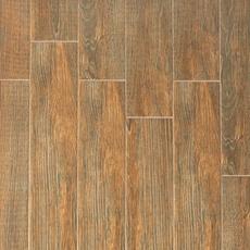 Oxford Chestnut Wood Plank Porcelain Tile