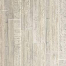 Pier White Wood Plank Porcelain Tile
