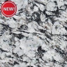 New! Sample - Custom Countertop Luna Angelico Granite