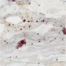 Sample - Custom Countertop Sakura White Granite
