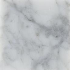 Ready To Install Bianco Carrara Marble Slab Includes Backsplash