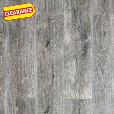 Clearance! Rockwood Gray Wood Plank Porcelain Tile