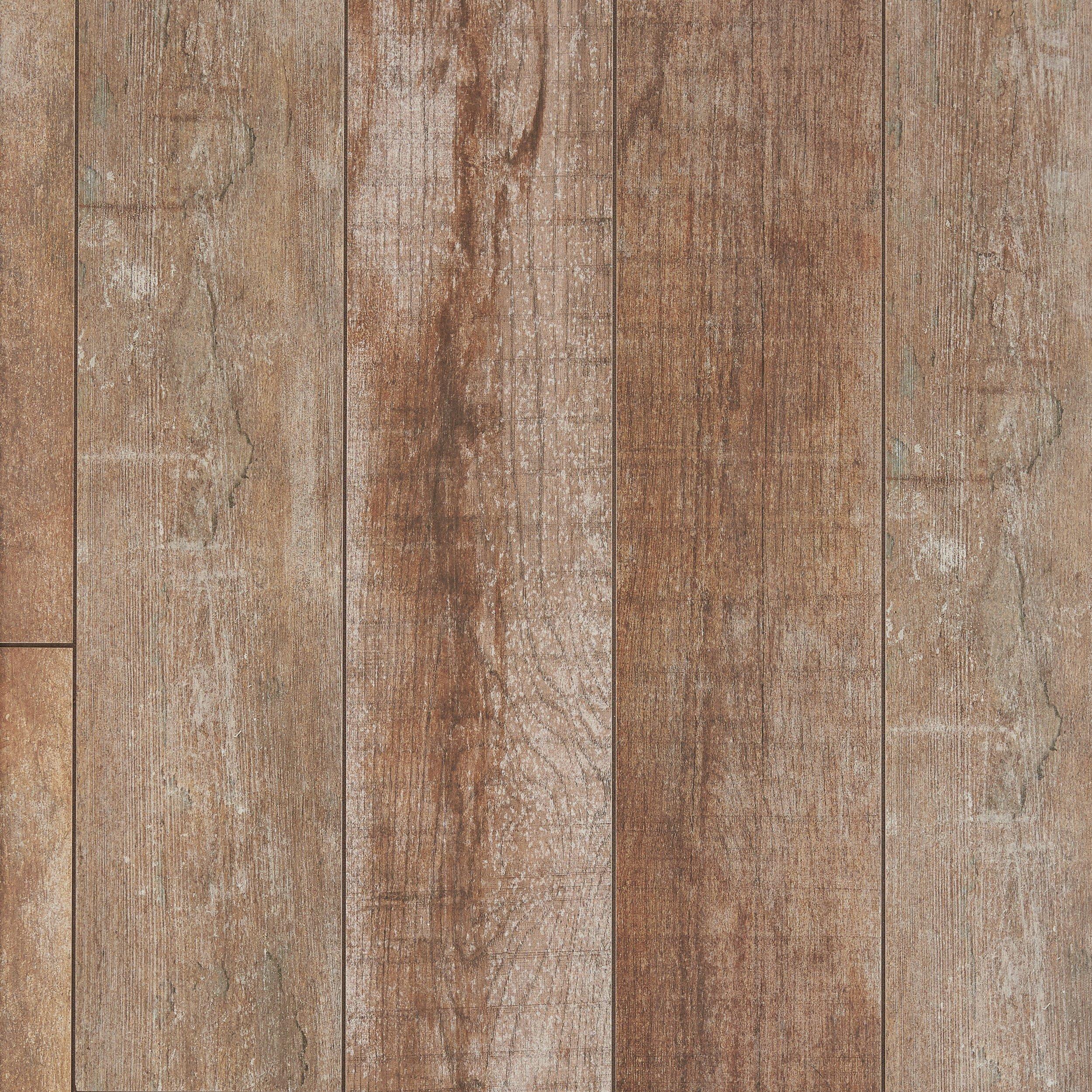 Porcelain Tile Wood Plank: Truewood Cream Wood Plank Porcelain Tile
