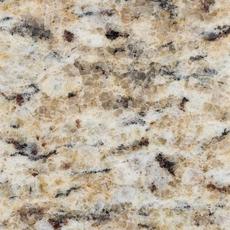 Ready To Install Giallo Ornament Granite Slab Includes Backsplash