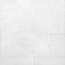 Bianco Neve Polished Marble Tile