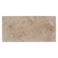 Sahara Cross Cut Brushed Travertine Tile