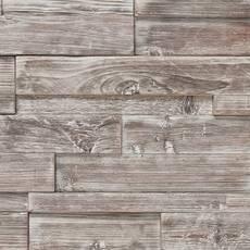 Ashen Barn Panel Wood Mosaic
