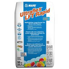 Mapei Ultraflex LFT Rapid Set White - Large Format Tile Mortar