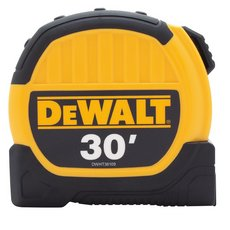 DeWalt 30ft. Tape Measure
