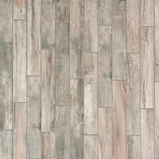 Gunnison Gray Wood Plank Porcelain Tile