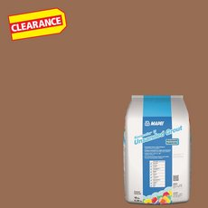 Clearance! Mapei 110 Caramel KeraColor U Unsanded Grout