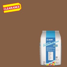 Clearance! Mapei 112 Pecan KeraColor U Unsanded Grout