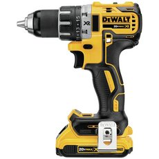 DeWalt 20-Volt MAX XR Lithium Ion Brushless Compact Drill / Driver Kit