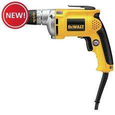 New! DeWalt 4 000 RPM VSR Drywall Screwgun