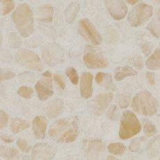Onyx Honed Flat Pebble Mosaic