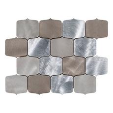 Montage Dune Geo Brushed Metallic Mosaic