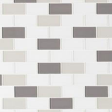 Sandhill Brick Glass and Stone Mosaic