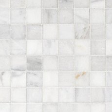 Ocean Honed Marble Mosaic