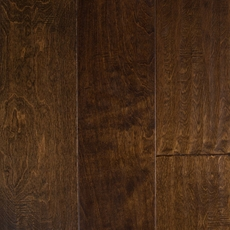 Walnut Birch Hand Scraped Engineered Hardwood