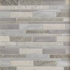 Willow Creek II Metallic Mosaic