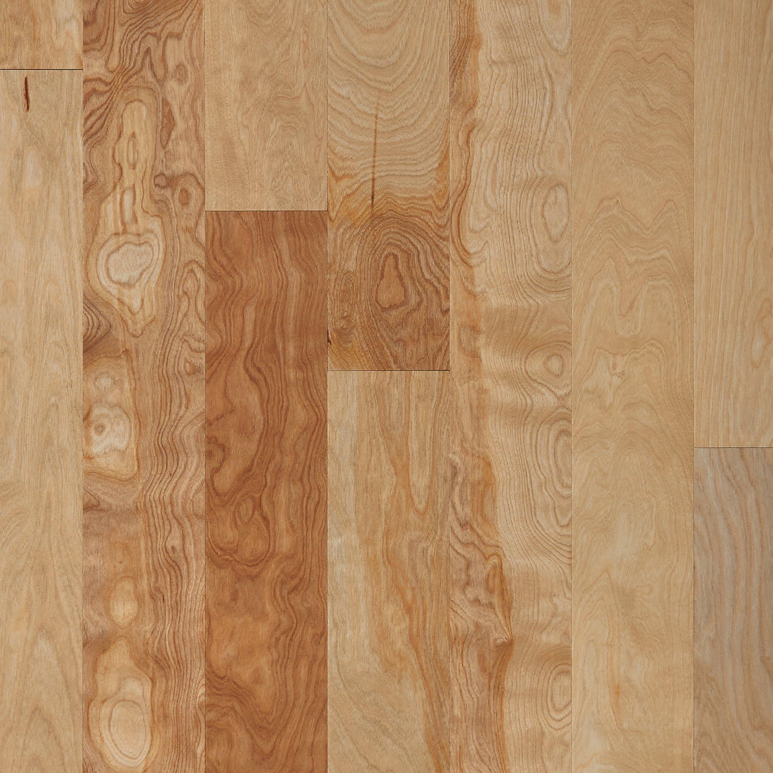 Reviews of engineered wood floors - Natural Birch Smooth Engineered Hardwood