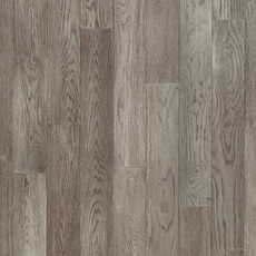 Mirren Gray Oak Wirebrushed Solid Hardwood