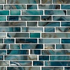 Montage Harbour Island Polished Linear Mosaic