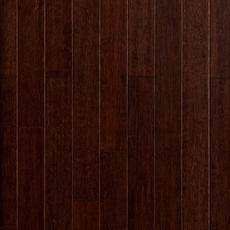 Heritage Nutmeg Handscraped Solid Stranded Bamboo